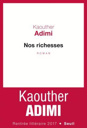 kaouther adimi
