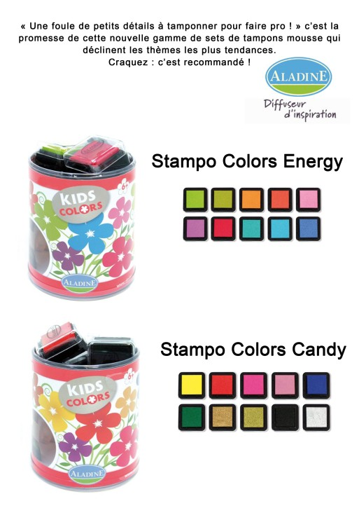 stampo colors