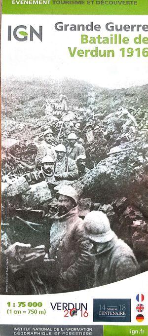 Grande Guerre Bataille de Verdun 1916