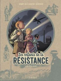 Couverture de Les enfants de la Résistance -3- Les deux géants